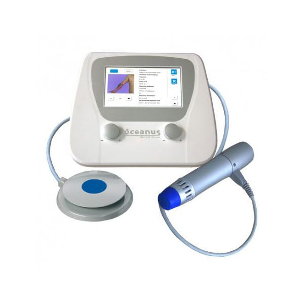 Oceanus Portable Shockwave - Physio Wellness