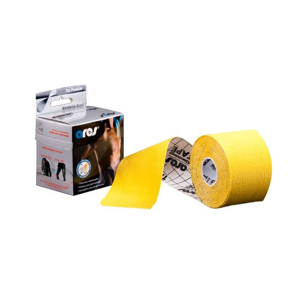 Ares Tape 5m (Uncut) Yellow