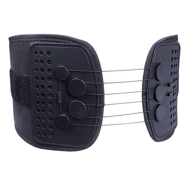 Physio Wellness Stay Active Back Support Belt Back